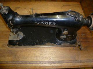 Nähmaschine Singer Bild