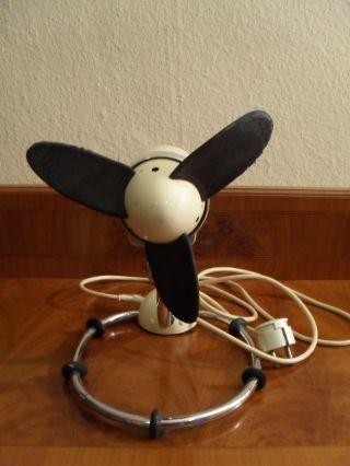 Alter Ventilator Schweres Modell 60er Jahre Bild