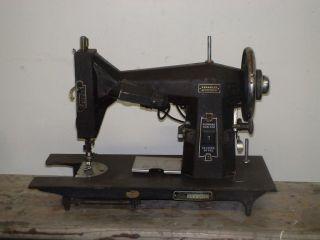 Kenmore Franklin Nähmaschine Ca 1927,  Weihnachtsgeschenk Deko; Xmas Bild