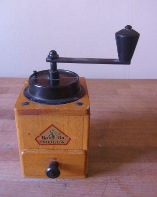 haushalt kaffeem hlen antiquit ten. Black Bedroom Furniture Sets. Home Design Ideas