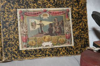 Laterna Magica,  19.  Jahrhundert,  Mit Orig.  Petroleumlampe Und Späterer Glühlampe Bild