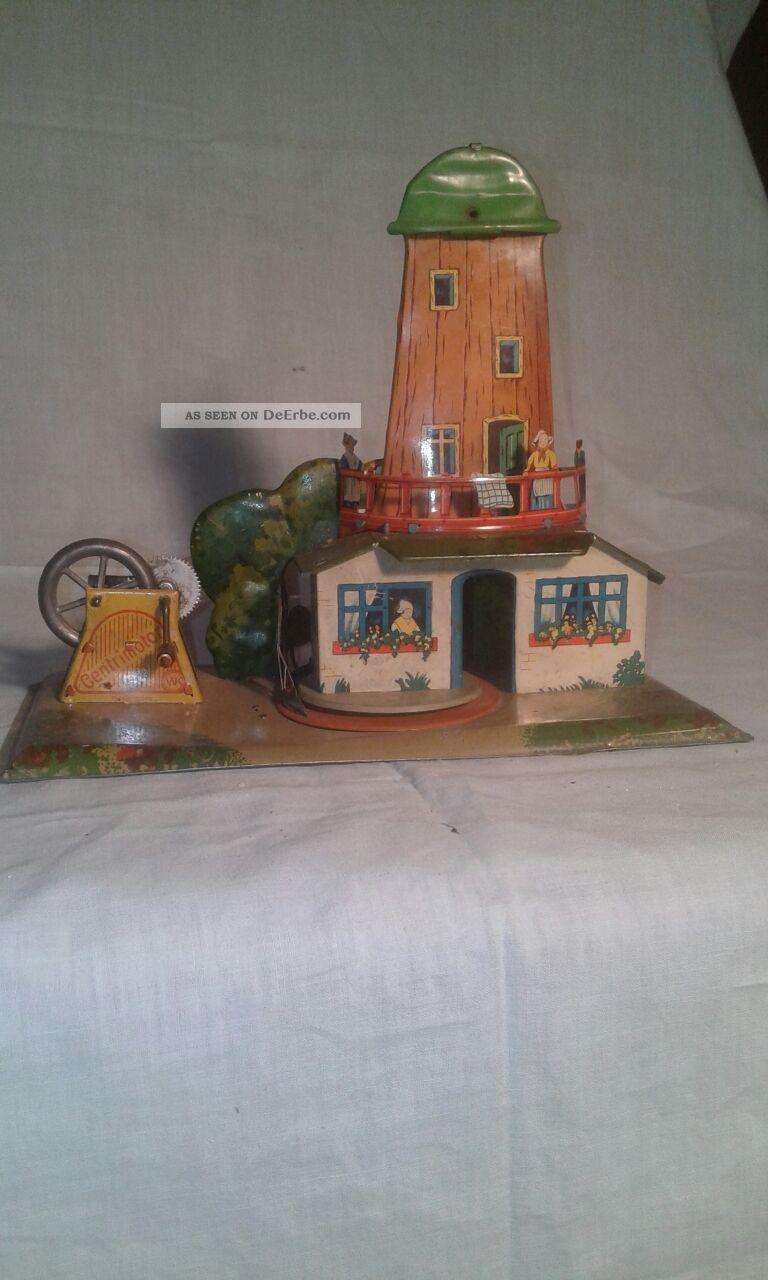 Ersatzteil Windmühle,  Krauss Wilhelm,  Antriebsmodell,  Nach 1945,  Dampfspielzeug Gefertigt nach 1945 Bild