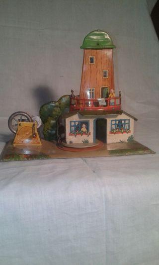 Ersatzteil Windmühle,  Krauss Wilhelm,  Antriebsmodell,  Nach 1945,  Dampfspielzeug Bild