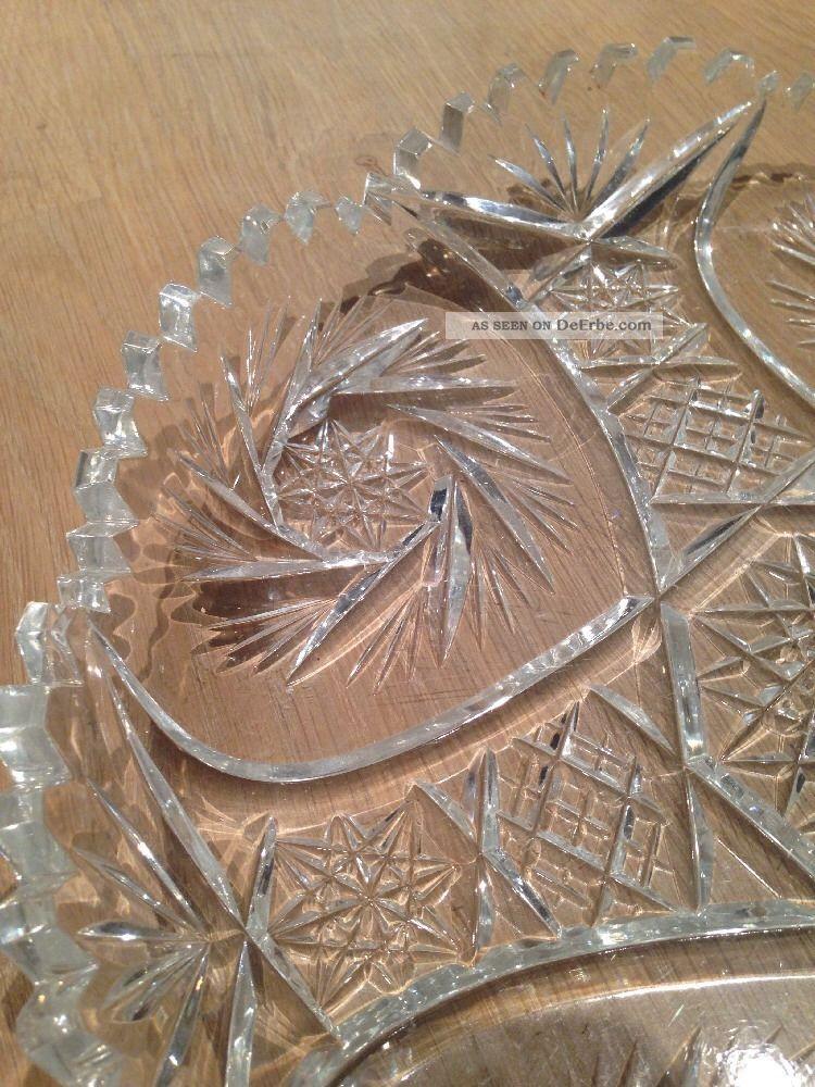 kristallplatte tortenplatte kuchenplatte kristall. Black Bedroom Furniture Sets. Home Design Ideas