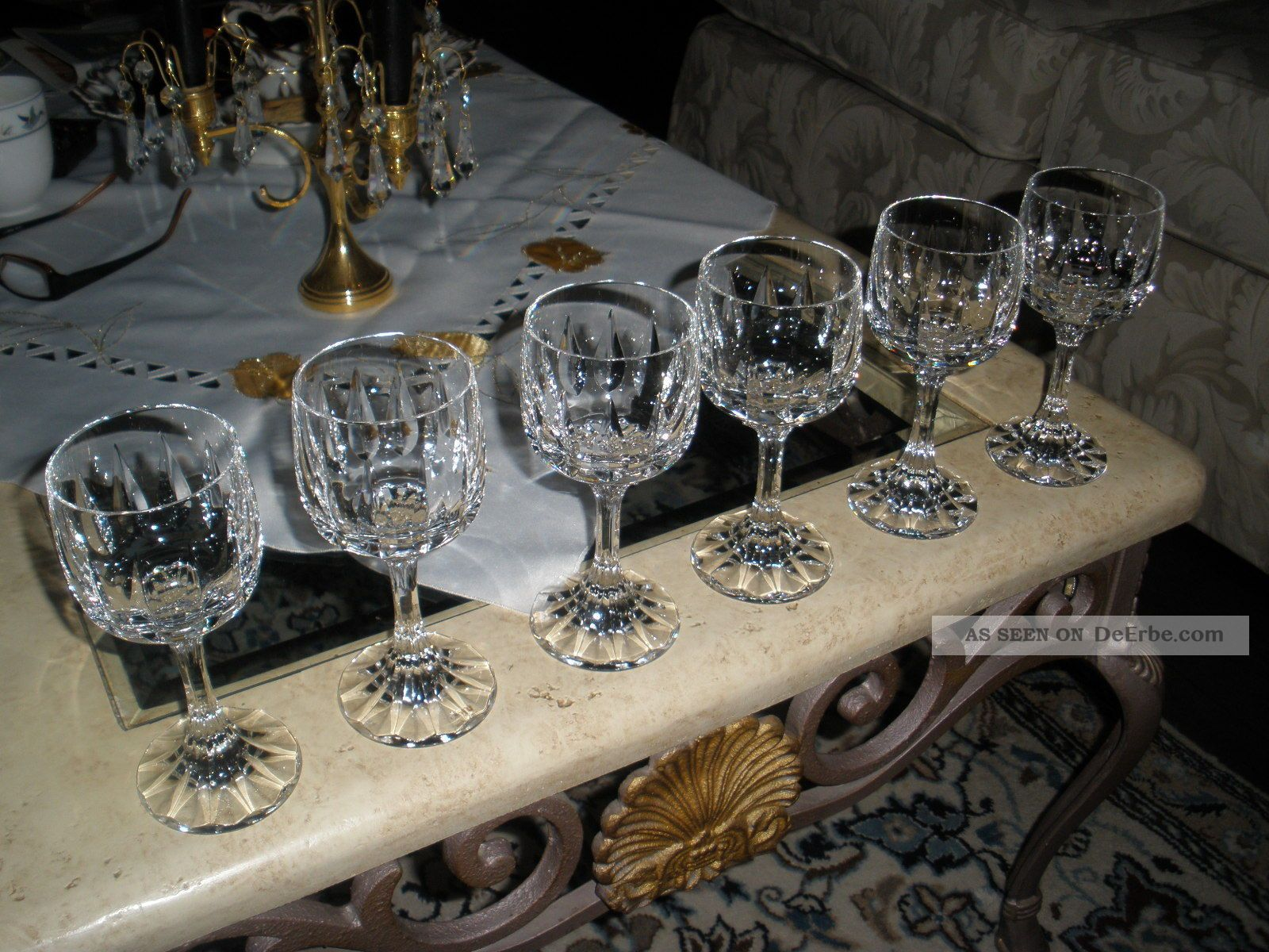 villeroy boch arabelle 6 weingl ser echt bleikristall gl ser kristallgl ser. Black Bedroom Furniture Sets. Home Design Ideas