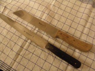 Alte Küchenmesser Bild