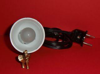 Nähmaschinlampe Mit Kabel & Stecker Bild