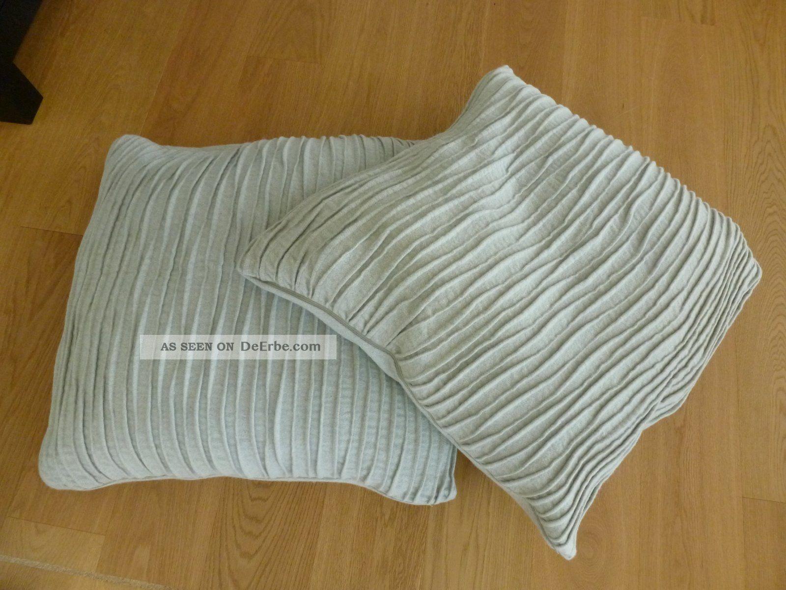 lounge kissen sofakissen h lle xxl 75x75 casa vivante modell welle filz. Black Bedroom Furniture Sets. Home Design Ideas