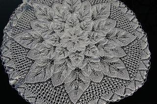 Haushalt Textilien Weißwäsche Tischwäsche Tischdecken Rund