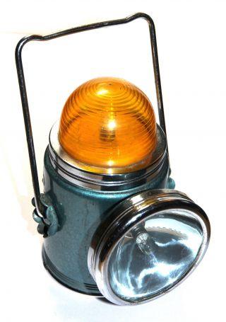 Englische Taschenlampe (stempel Britsh Empire,  Made In Honkong) Bild