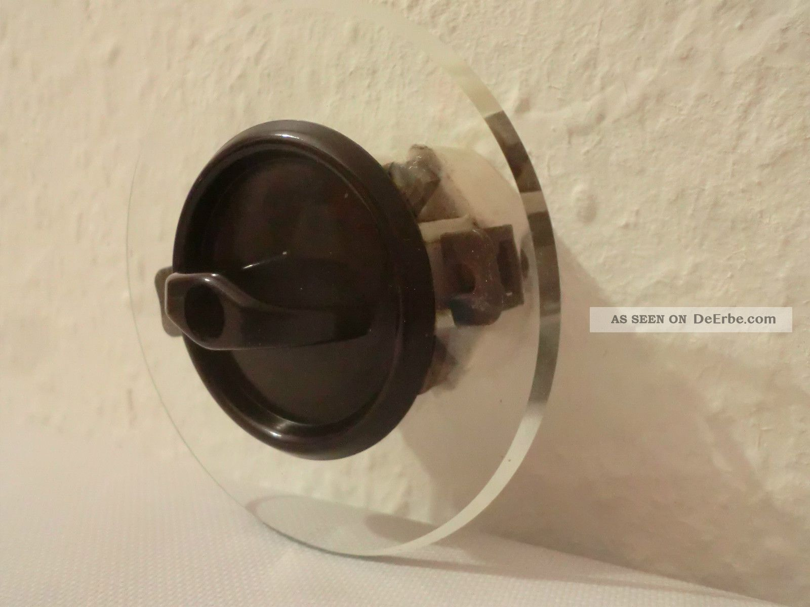nostalgie schalter drehschalter lichtschalter up bakelit