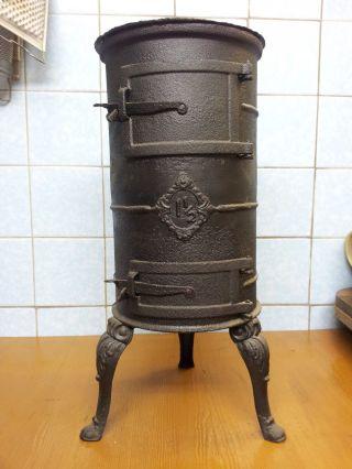 Kanonenofen Bild