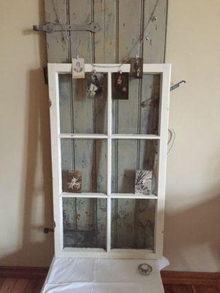 Antikes Fenster /sprossenfenster - Traumpatina - - Shabbychic - Bild