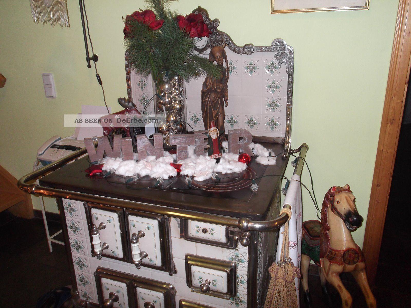 antiker k chenofen klimaanlage und heizung. Black Bedroom Furniture Sets. Home Design Ideas