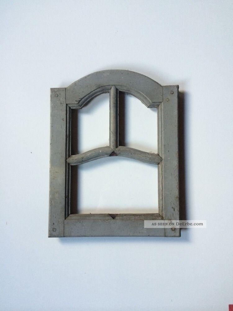 sch nes altes fenster kleines holzfenster shabby chic 1860. Black Bedroom Furniture Sets. Home Design Ideas