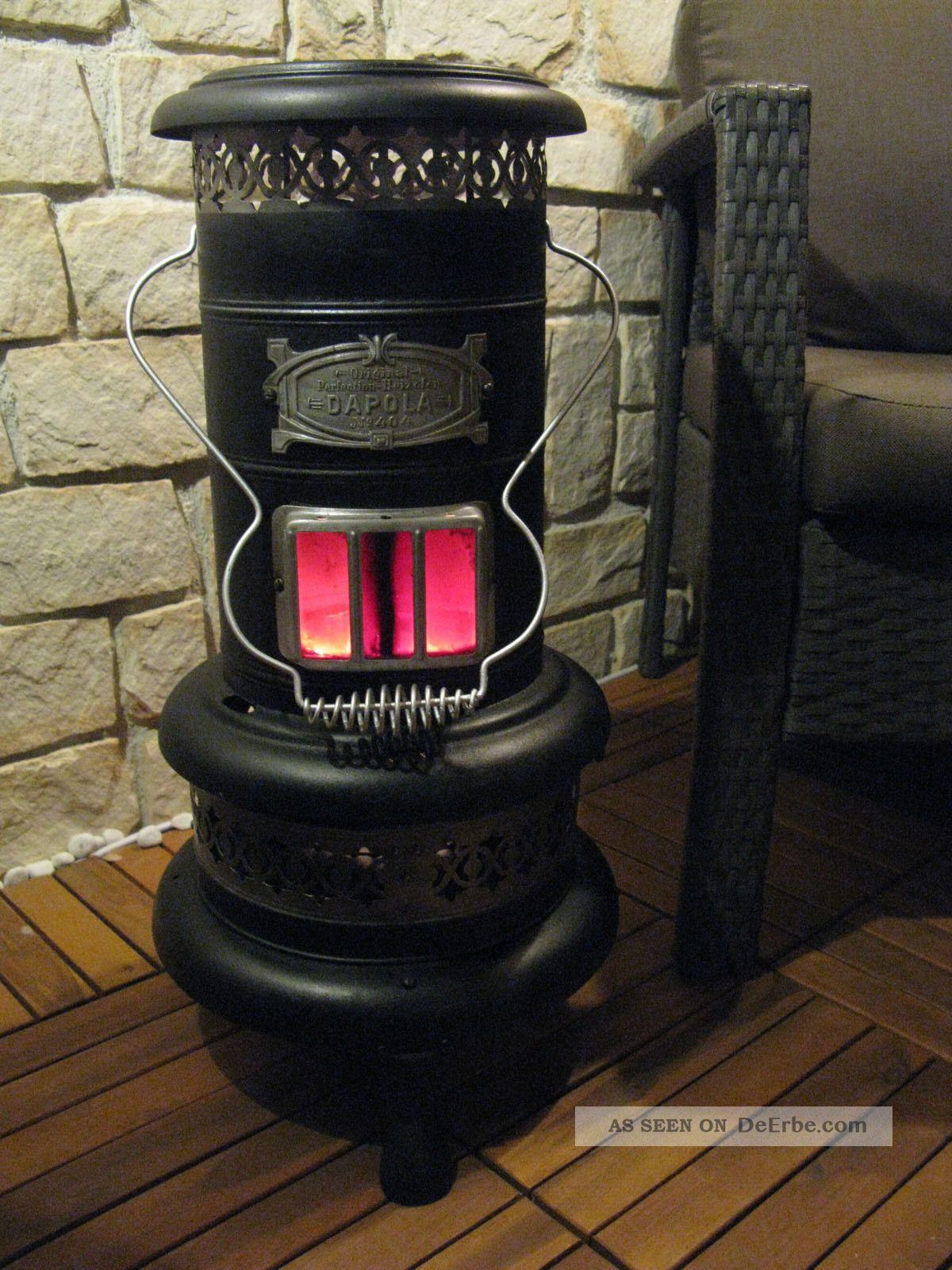 antiker petroleumofen petroleumheizung ofen heizung. Black Bedroom Furniture Sets. Home Design Ideas