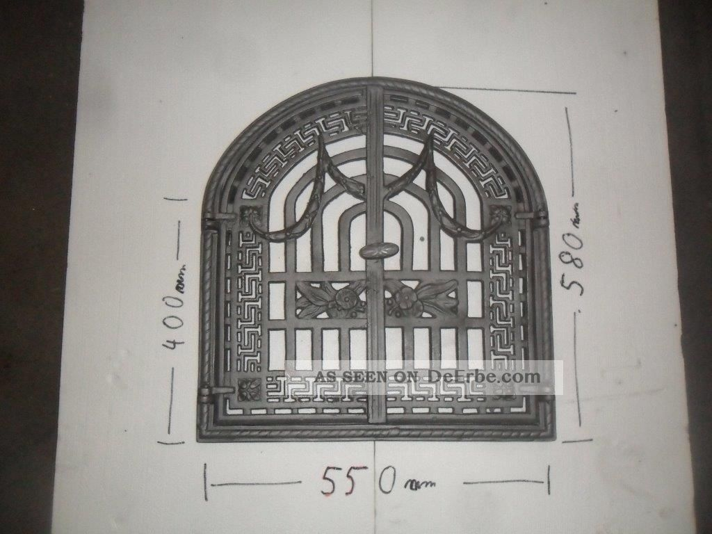 kamint r ofent r nostalgie auf alt gemacht 580 mm hoch. Black Bedroom Furniture Sets. Home Design Ideas