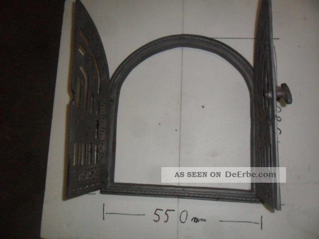 kamint r ofent r nostalgie auf alt gemacht 580 mm hoch 550 mm breit. Black Bedroom Furniture Sets. Home Design Ideas