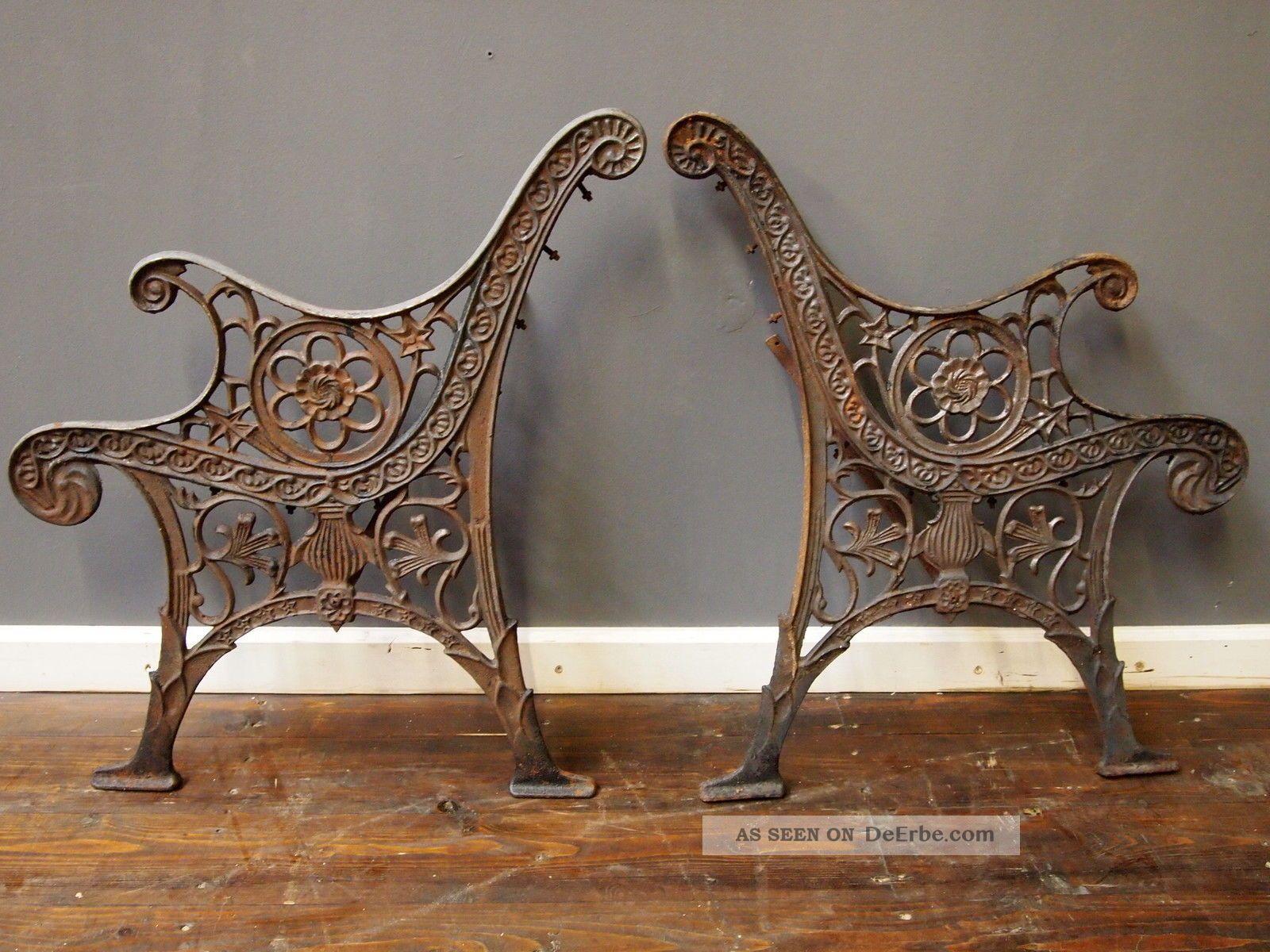 gartenbank eisen antik amilton. Black Bedroom Furniture Sets. Home Design Ideas