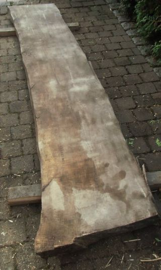 3 Bauernhaus Eichenbohlen Historisch Baustoff Altholz Drechselholz Selten Bild