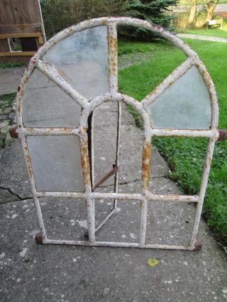 Historische baustoffe bauelemente original vor 1960 gefertigt antiquit ten - Fenster mit rundbogen ...