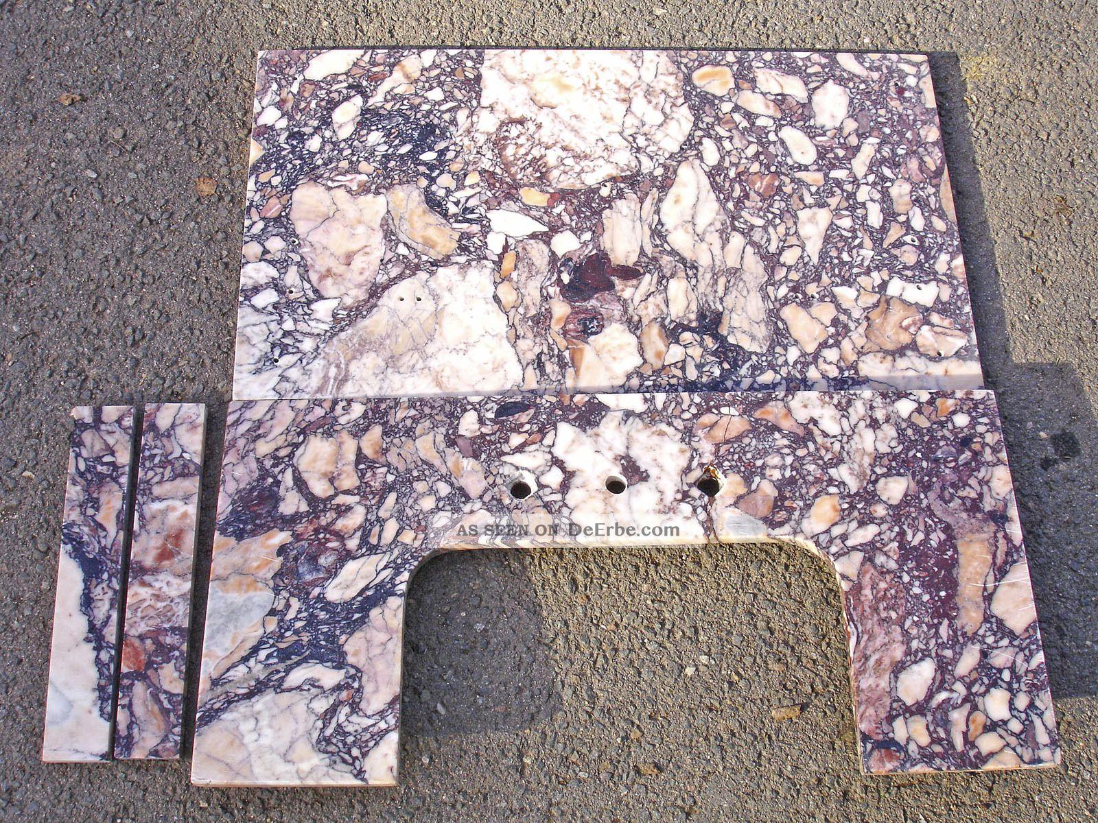 Marmorplatte Waschtisch Waschbecken Einfassung Marmor Antik ... | {Waschtisch antik marmorplatte 61}
