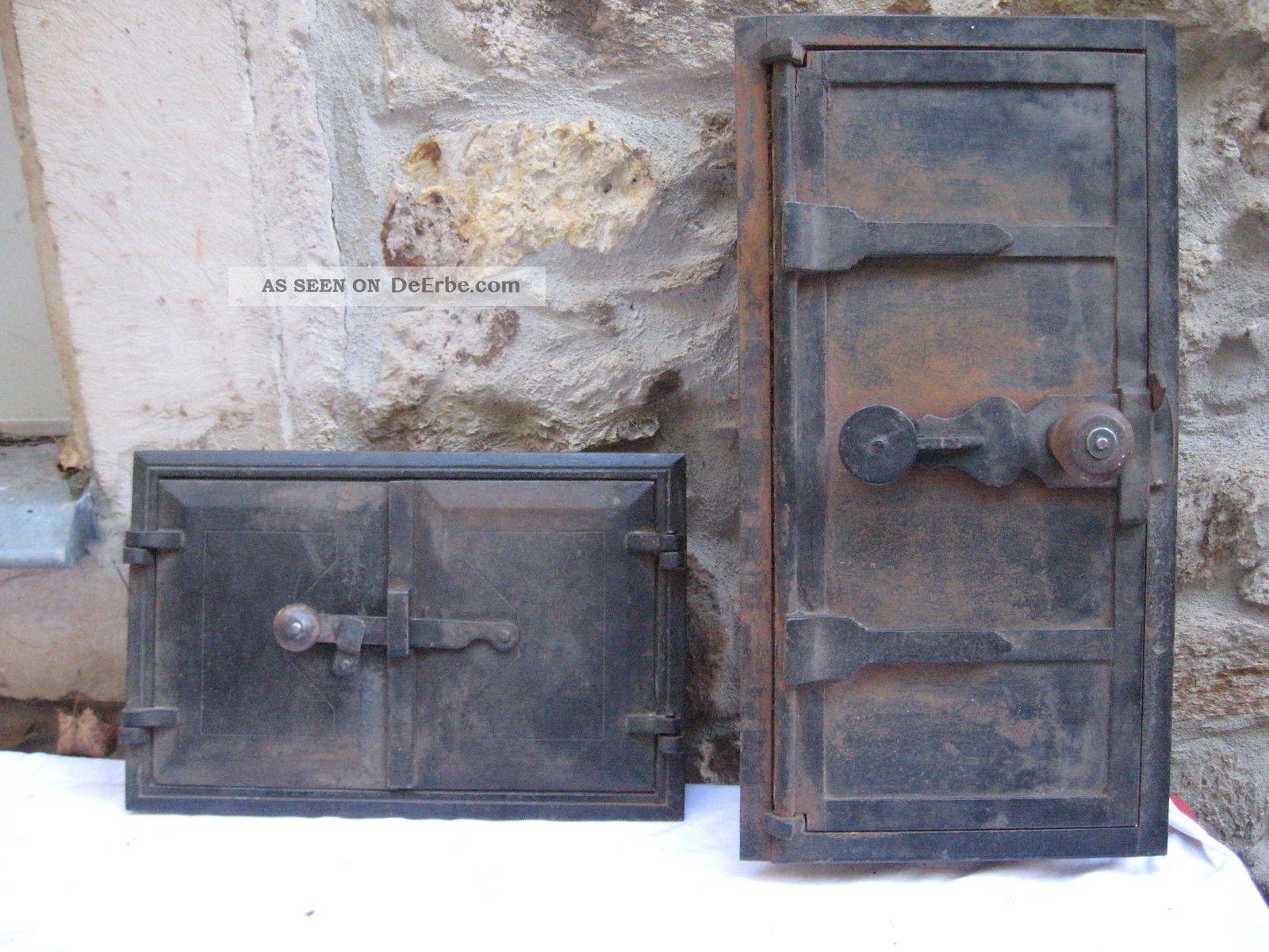 antike ofent ren warmhaltefach vom kachelofen gusseisen. Black Bedroom Furniture Sets. Home Design Ideas