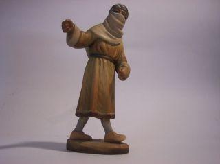 Anri Heilig Land Vatikan Krippe 15 Cm Figuren Kameltreiber 79820/35 Ovp Bild