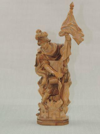 Heiliger Florian Holzfigur 20cm Bild