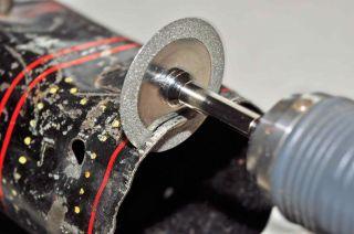 Ganz Schmale Schnitte - Nur 0,  2mm - Für Viele Materialien Bild