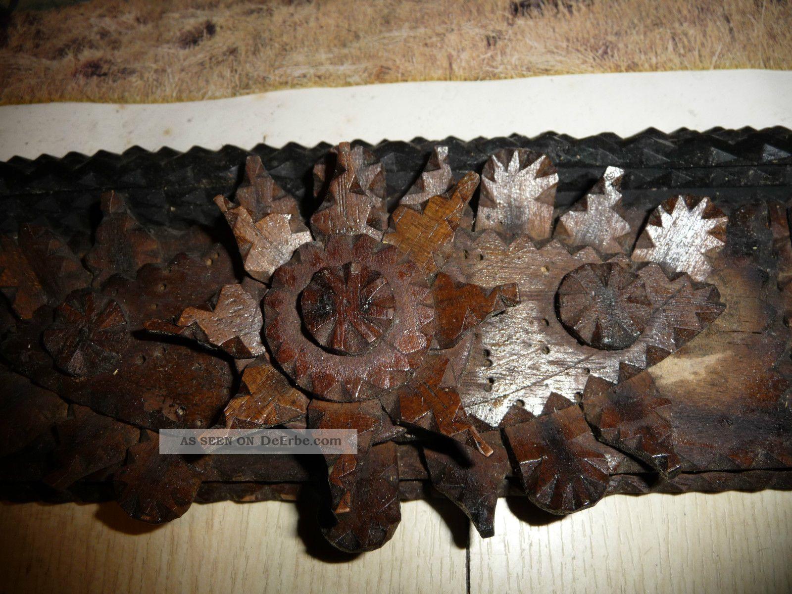 Bilderrahmen Holz Handarbeit ~ Alt, Bilderrahmen, Holzrahmen, Handarbeit Holzarbeiten Bild 3