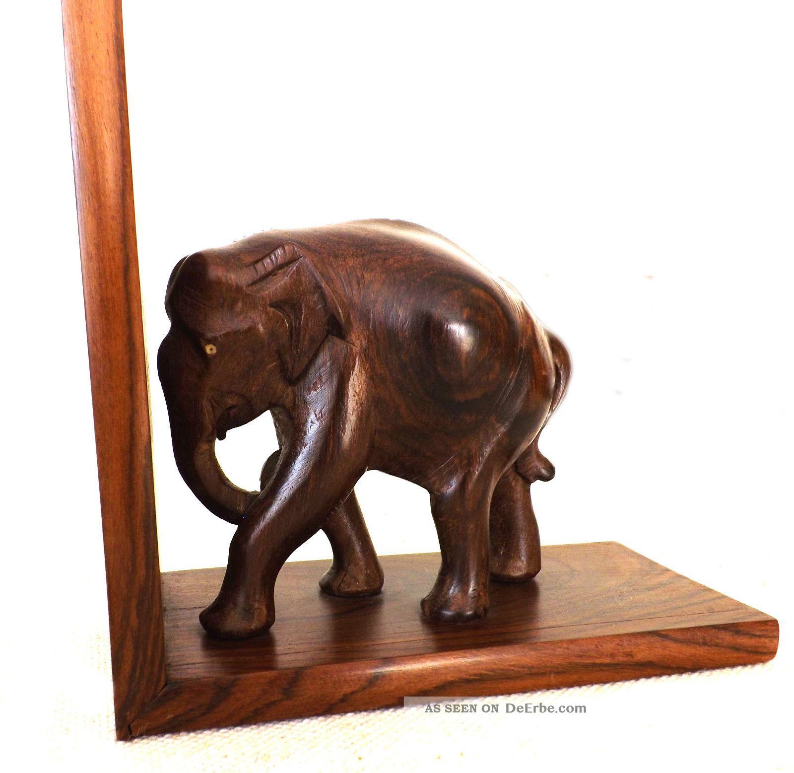 buchst tzen elefanten holz b cher. Black Bedroom Furniture Sets. Home Design Ideas