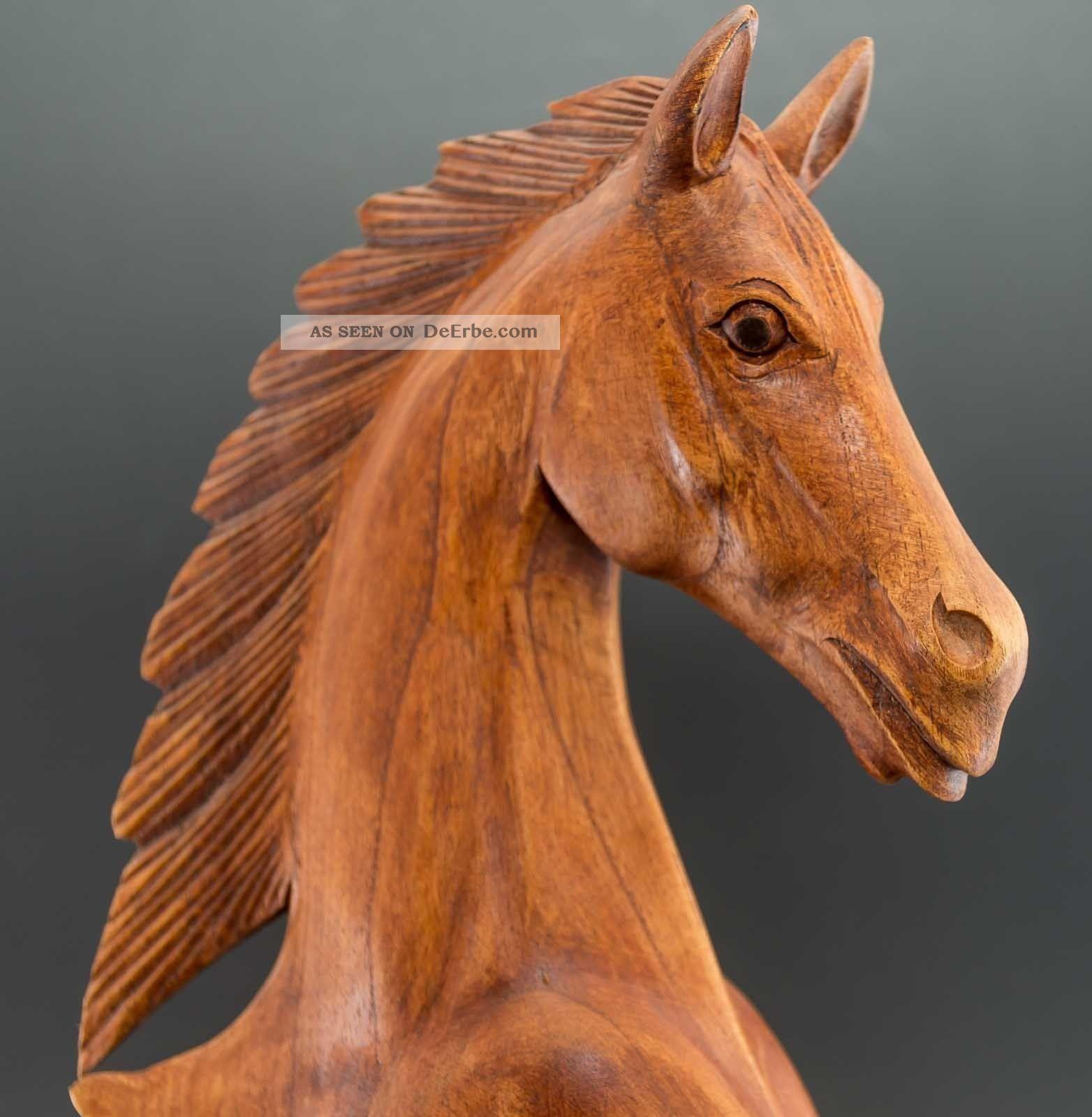 Pferdekopf Aus Holz : handgeschnitztes holz pferd pferdekopf f r reiterin ~ A.2002-acura-tl-radio.info Haus und Dekorationen