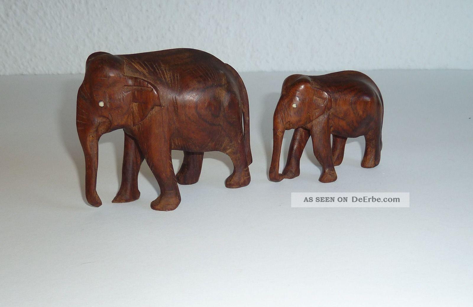 holz elefant elefanten asiatisch suchen ein neues heim. Black Bedroom Furniture Sets. Home Design Ideas
