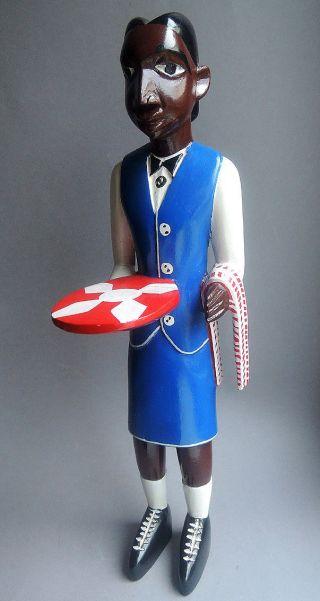 Colon Figur,  Elfenbeinküste - Colon Figure,  Côte - D ' Ivoire Bild