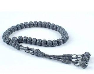 Tesbih Gebetskette Islamic Prayer Beads 1000 Ayar/karat Saf Silber Gümüs Bild