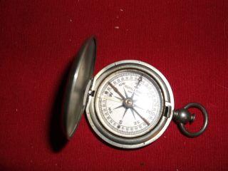 Keuffel & Esser - Pocket Compass 1876 - 1889, Bild
