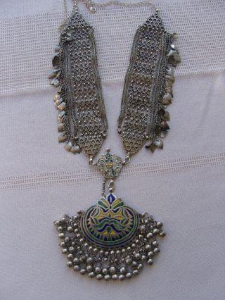 Collier - Kutschi / Moltan / Pakistan - Um 1900 Bild