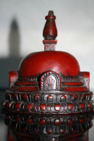 Nepal Buddhanath (stupa) Bild