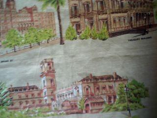 Wandbehang Australien Dachbodenfund Historical Melbourne Ross Bild