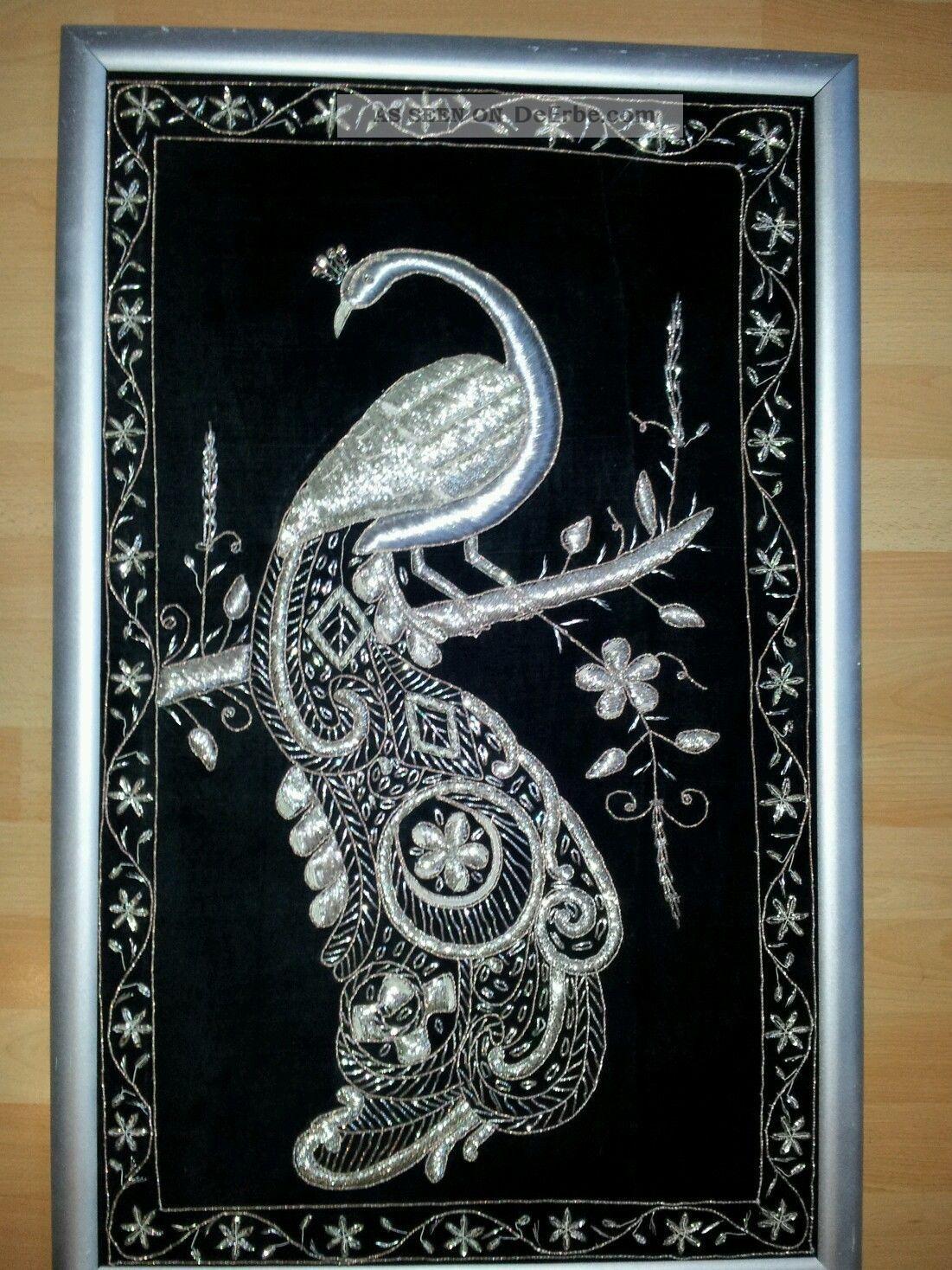 Orientalisches Bilnd Wand Stickerei Gobelin Teppich