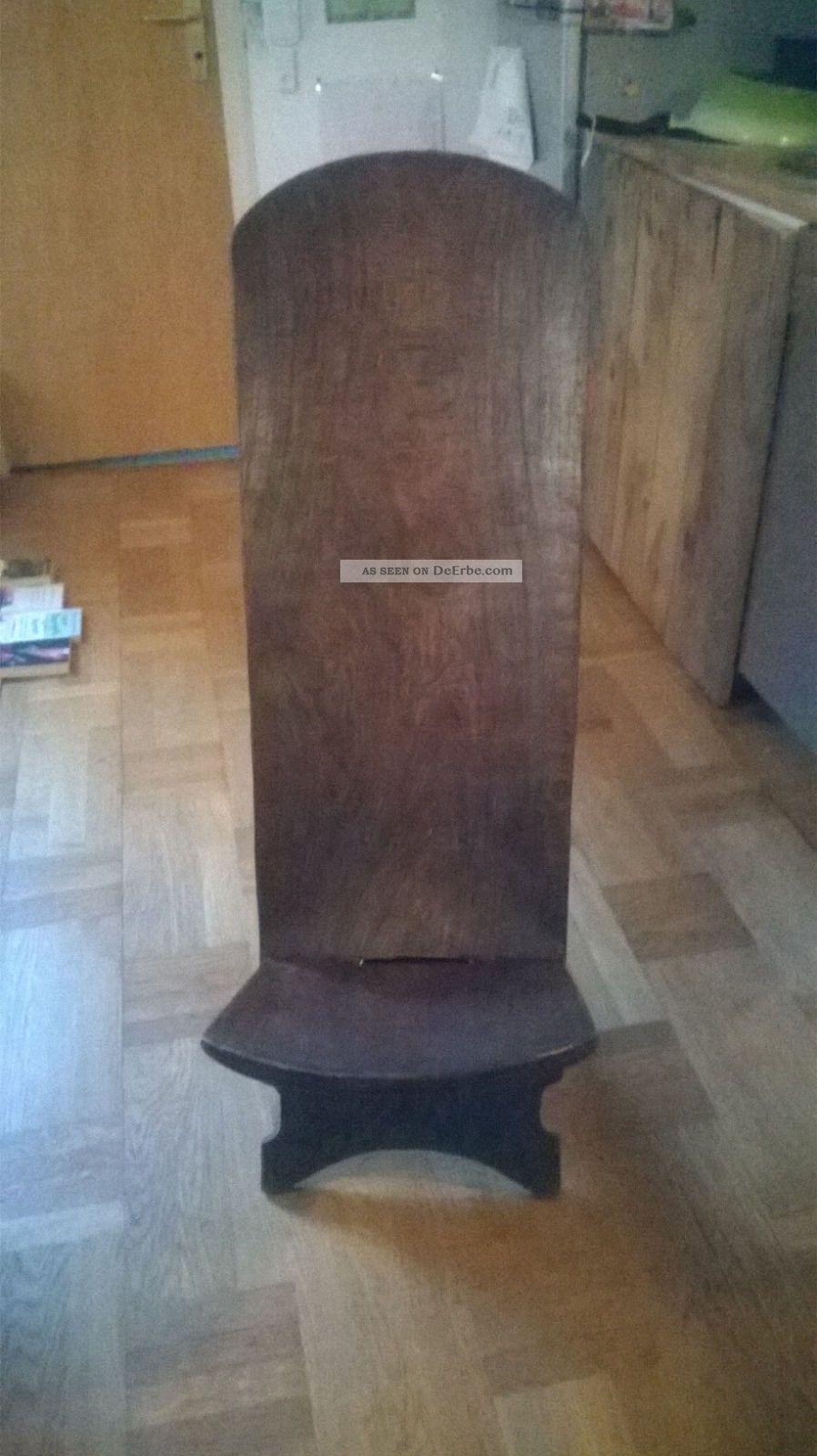 Zweiteilig Holz Afrikanischer Stuhl Zweiteilig Holz Afrikanischer Stuhl 35RScALjq4