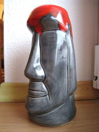 Tiki Skulptur,  Vase,  Tiki Mug,  Souvenir Hawaii Honolulu Bild