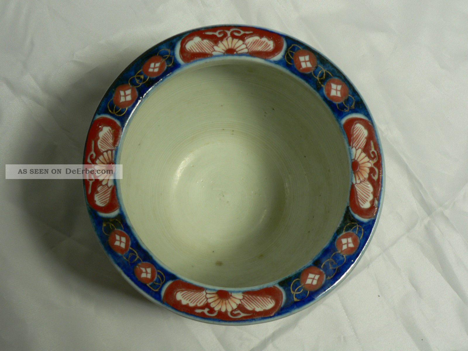 Alter sch ner blumentopf keramik bertopf china oder japan for Blumentopf keramik