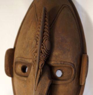Langnasenmaske Papua & Guinea Bild