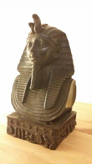 Statue Ramses Handarbeit Bild