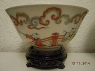 Asiatika,  China,  Japan,  Asien,  Asiatische Chinesische Schüssel,  Schale Bild