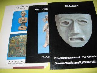 5 Ausstellungs - Und Auktionskataloge Bild