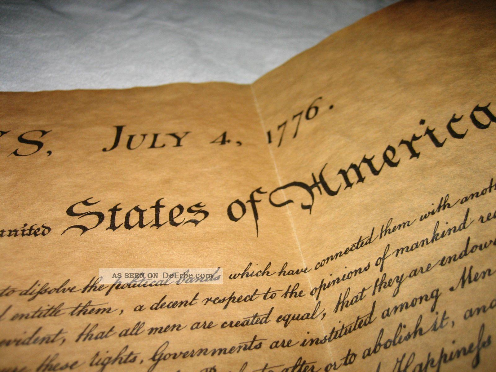 4. Juli 1776