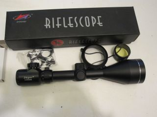 Zielfernrohr - Rifle Scope -